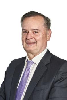 Daniel PORTIER  2nd Vice-président